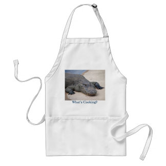 What's Cooking? Alligator Apron