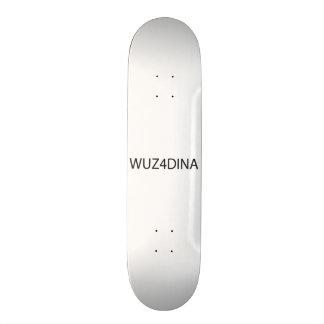 What's for dinner?.ai 21.6 cm old school skateboard deck
