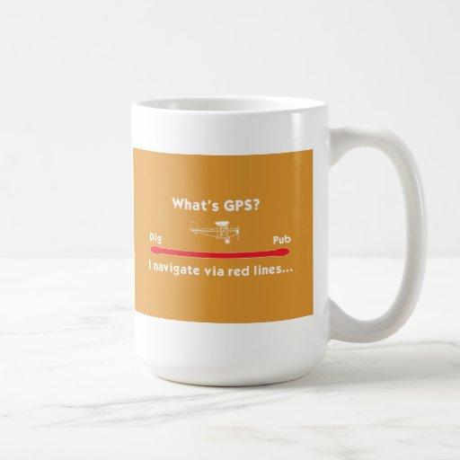 What's GPS? Mug