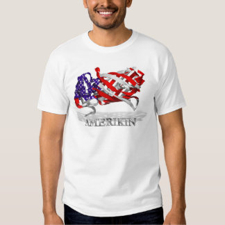 What's in your genome? - version with shadow tshirts