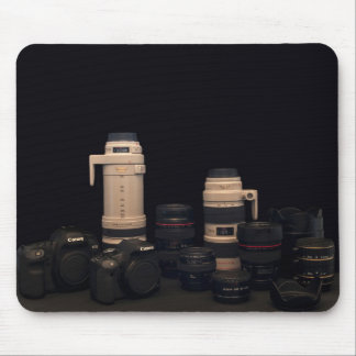 What's in your kit bag mouse mat