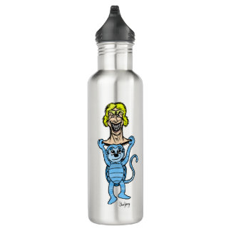 What's inside counts 710 ml water bottle