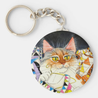 What's new Pucci-cat keychain