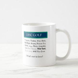 What's not to love? basic white mug