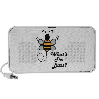 What's The Buzz? Travel Speakers