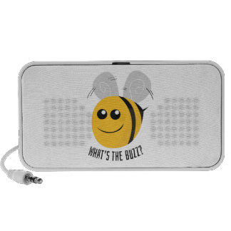 What's The Buzz? Laptop Speakers