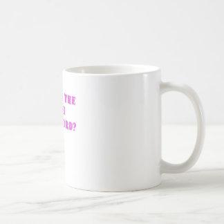 Whats the Wifi Password Coffee Mug