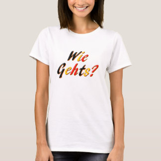 What's Up T-Shirt