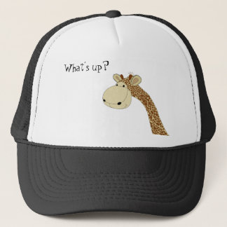 Whats up? trucker hat