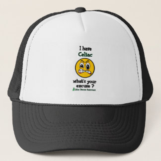 What's Your Excuse...Celiac Trucker Hat