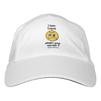 What's Your Excuse...Lupus Hat