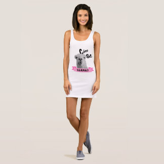 What's Your Name T-shirt Dress by Mini Brothers