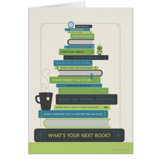 What's Your Next Book? Card