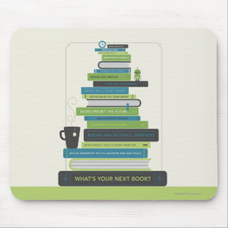 What's Your Next Book? Mouse Pad
