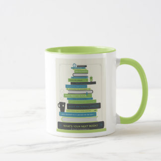 What's Your Next Book? Mug