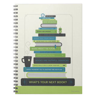 What's Your Next Book? Notebooks