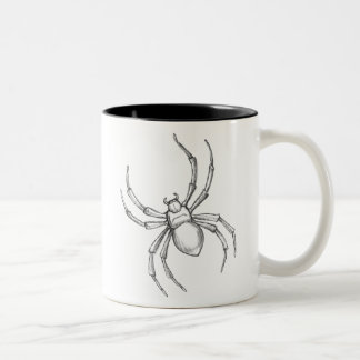 What's Your Poison? Creepy Spider Mug