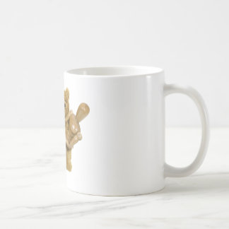 WhatTeddyBearsHug100309 Coffee Mug