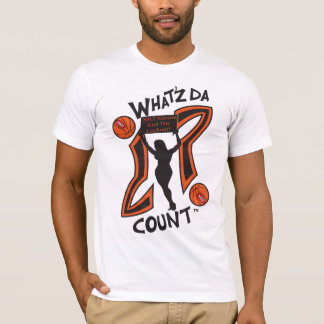 ¿WHAT'Z DA COUNT? 2012 End the Lockout ¿T? T-Shirt