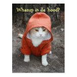Whazup in da 'hood?