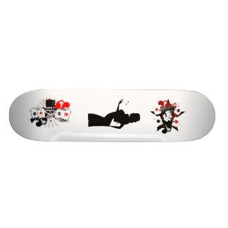 WHE skateboard