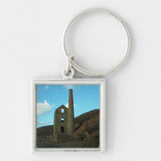 Wheal Coates Mine Cornwall England Key Ring