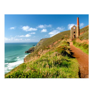 WHEAL COATS POSTCARD