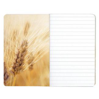 Wheat field journals