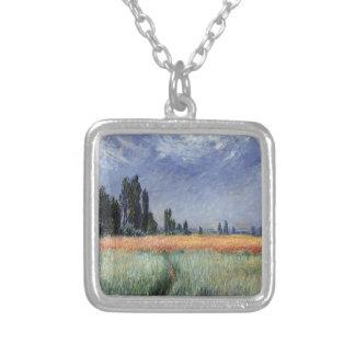 Wheat field custom jewelry