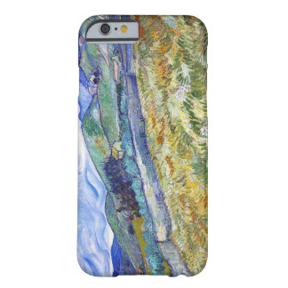Wheat Field with Mountains in the Background Barely There iPhone 6 Case