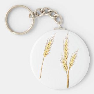 Wheat Keychain