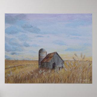 Wheat Poster Print