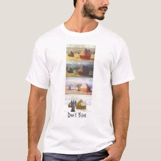 Wheat Stacks Don't Blink T-Shirt