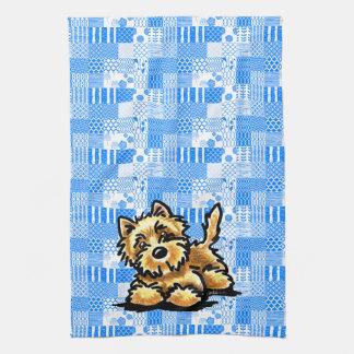 Wheaten Cairn Terrier Towels
