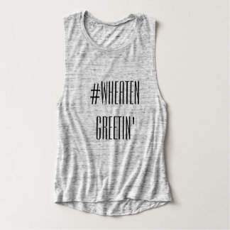 Wheaten Greetin' Tank Top