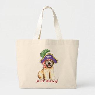 Wheaten Pirate Jumbo Tote Bag