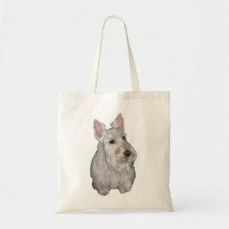 Wheaten Scottie Tote Bag
