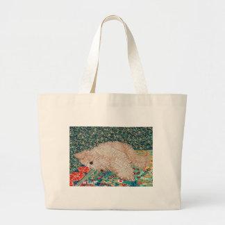 Wheaten Terrier Bedtime Bag