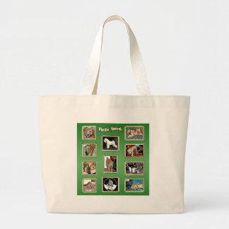 Wheatie Moments Jumbo Tote Bag