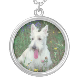 Wheaton Scottish Terrier Necklace
