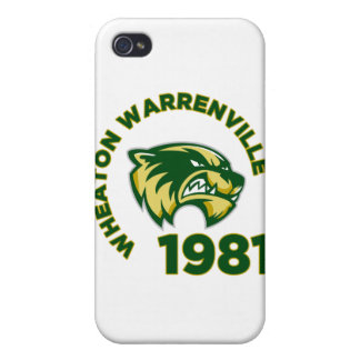 Wheaton Warrenville High School Covers For iPhone 4