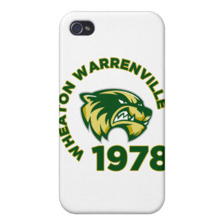 Wheaton Warrenville High School iPhone 4/4S Covers