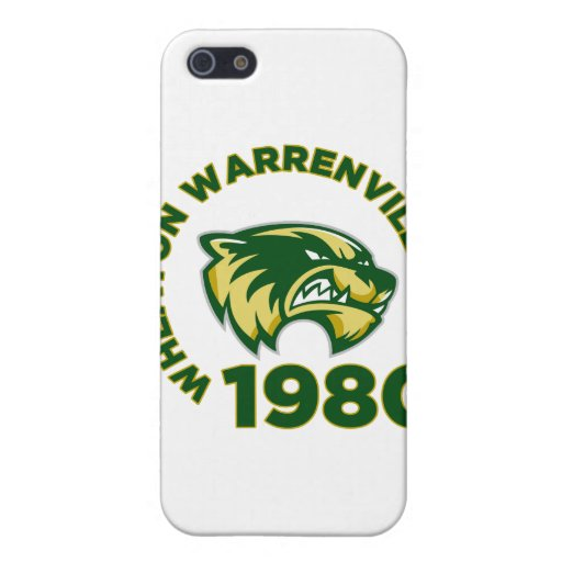 Wheaton Warrenville High School Covers For iPhone 5