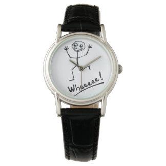 Wheeeee! Woman's Watch