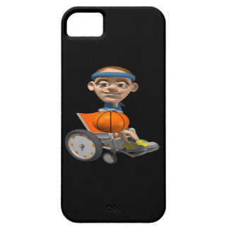 Wheel Chair Basketball Case For The iPhone 5