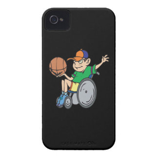 Wheel Chair Basketball Case-Mate iPhone 4 Cases