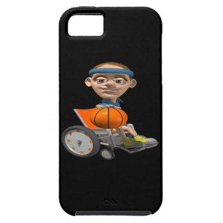 Wheel Chair Basketball iPhone 5 Case