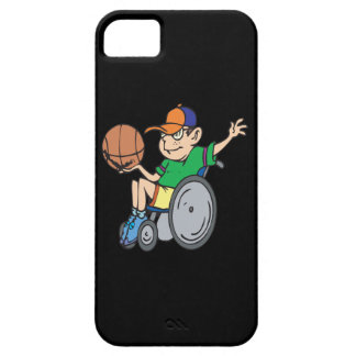 Wheel Chair Basketball iPhone 5 Cover