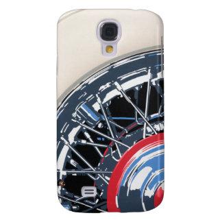 Wheel Galaxy S4 Case