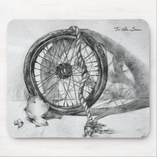 Wheel - mousepad